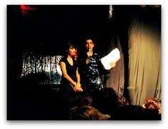 Presentación Alelí Manrique en el Big Aberrant´s Contest (2009)