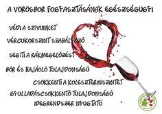 A vörösbor fogyasztás egészségügyi előnyei