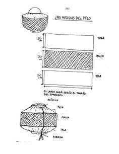 DIY Bee Veil