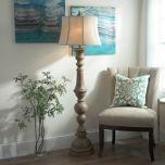 Product Details Mackinaw Cream Floor Lamp Home Decor Farmhouse Floor Lamps Farmhouse Lamps