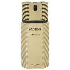 Lapidus Gold Extreme by Ted Lapidus Eau DE Toilette Spray (Tester) 3.4 oz