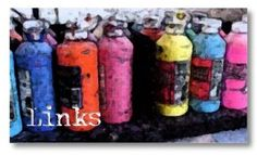 Great art links for kids.   You don't have to be an artist to expose your children to art!