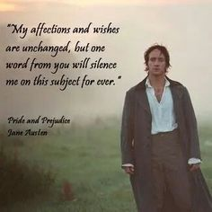 Another cute Mr Darcy; my favourite book ever...