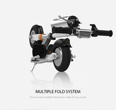 Fosjoas V5 Intelligent Mini Electric Scooter Can Be Applied To Museum