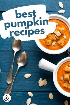 Here are some pumpkin recipes to try this fall! Plus, find fun fall craft ideas and other amazing fall recipes.
