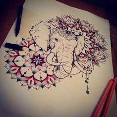 Ifi Pearl - Tibetan, Mandala & Dotism Tattoos - Sake Tattoo Crew: