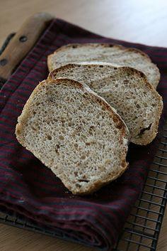 Pracownia Wypieków: Najłatwiejszy chleb żytni