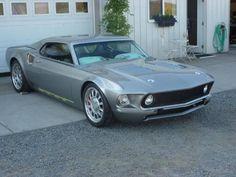 Nice Mustang