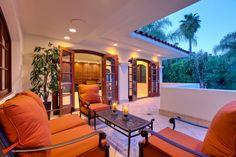 EXQUISITE MEDITERRANEAN ESTATE   North Tustin, CA   Luxury Portfolio International Member - First Team Estates