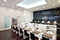 Nail Salon Designs