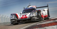 This Is the 2017 Porsche 919 Hybrid That Will Compete at Le Mans