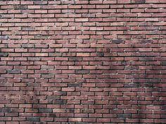 brick wall for butcher shop