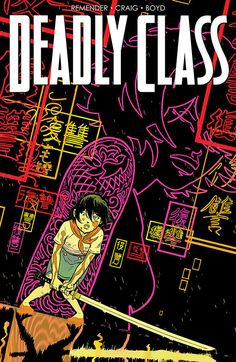Deadly Class (2014) Issue #27