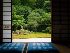 Bundain temple #japan #kyoto