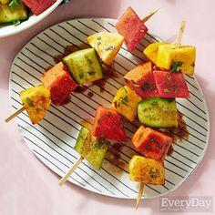 Mexican Fruit Salad #CincoDeMayo