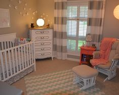 Cute nursery colors/patterns