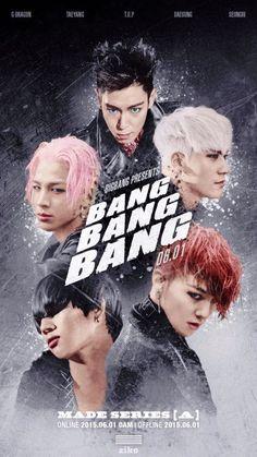 'Big Bang Kpop poster' Poster by fusudrama Daesung, Gd Bigbang, Bigbang G Dragon, 2ne1, Big Bang Kpop, Bang Bang, Choi Seung Hyun, Yg Entertainment, K Pop