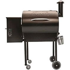 Traeger Pro Series 22 Review & Barbeque Smoked
