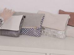 Tutoriel DIY: Comment faire un sac réversible via DaWanda.com                                                                                                                                                                                 Plus