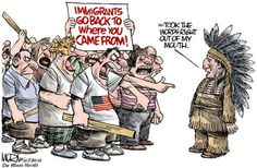 Political Cartoons of the Week: Immigrants