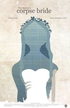 The Corpse Bride - movie poster