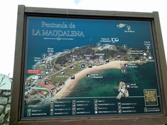 #travel #santander #cantabria península de la magdalena