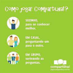 zpr O Compartilha! é um jogo super versátil. Vale a pena você experimentar maneiras diferentes de jogá-lo. Se você está sozinho ou rodeado de pessoas, não importa! Sempre é possível compartilhar boas perguntas e respostas.😉👍 👉Para saber mais do Compartilha!, acesse nosso site: www.jogocompartilha.com.br. #jogocompartilha #compartilha #compartilhar #jogo #jogos #comunhão #quebragelo #dinamica #promoção #promocaododia #promo #desconto #encomenda #entrega #entregarapida #prontaentrega…