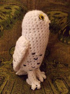 Boron the Snowy Owl