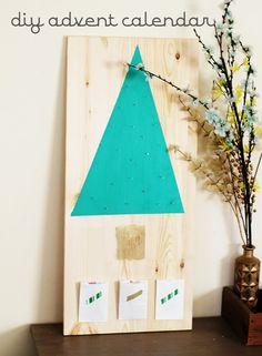 Acute Designs: diy advent calendar