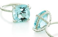 M y dream ring, courtesy of Vera Wang......