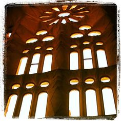 #gaudi #barcelona #spain #sagradafamilia