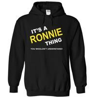 Its A Ronnie Thing