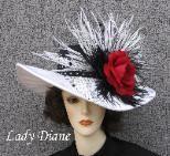 Kentucky Derby Hat   ladydianehats.com