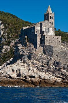 San Pietro - Portovenere, Liguria, Italy
