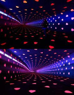 tunnel of love glow eindhoven by studio vollaerszwart