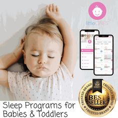 Little Ones Sleep Programs | Instant access | Improve your baby & toddler's sleep | Learn our Sleep Secrets | Gentle methods | IACSC Accredited | Medically endorsed Sleep Programs