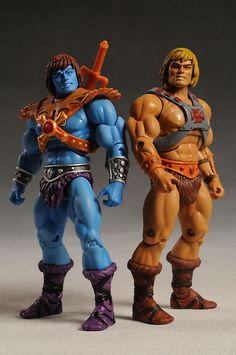 Faker Masters of the Universe Classics (MOTUC) action figure by Mattel