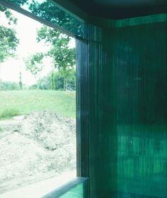 Laminata, Leerdam Glass walls!!!