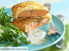 undefined Fish Recipes, Salmon Burgers, Sandwiches, Pork, Meat, Chicken, Ethnic Recipes, Saint Jacques, Omelette