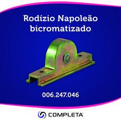 Rodízio Napoleão bicromatizado