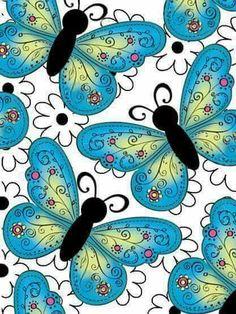 Solsita Pretty Phone Wallpaper, Butterfly Wallpaper, Cellphone Wallpaper, Cool Wallpaper, Beautiful Butterflies, Beautiful Flowers, Hello Kitty Backgrounds, Butterfly Fairy, Binder Organization