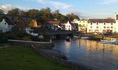 Lower Largo in Fife is a beautiful village in the East Neuk of Fife