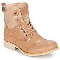 kengät Naiset Bootsit Bunker SARA TAUPE