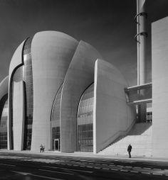 Moschee   Köln-Ehrenfeld, Germany   Architect Paul Böhm