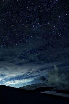 Nuit étoilée <3 ***