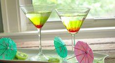 Kiwi Strawberry Melon Martini   Rock UR Party Recipes