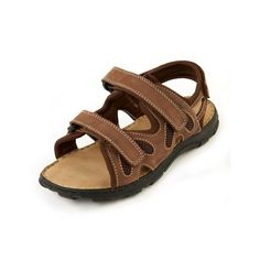 Neil Mens Wide Fitting Sandal is a seriously tough sandal, with a lightweight and soft construction that gives you a sporty look, with a great fit for extra wide, active feet all year round!