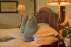 Luxury Suite at River Bend Lodge. 5 Star Lodge in Addo Elephant National Park, South Africa. South Africa, National Parks, Elephant, River, Star, Luxury, Bed, Furniture, Home Decor