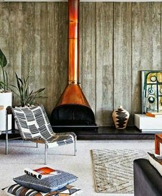 Copper Fire Place in Southport, QLD | eBay