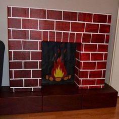 1000 id es sur le th me chemin e fausse sur pinterest - Comment fabriquer une fausse cheminee ...